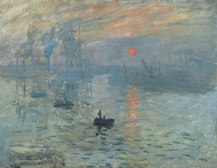 Impression; Sunrise