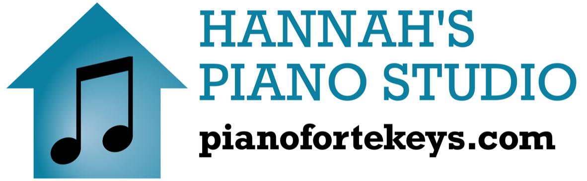 Hannah's Piano Studio